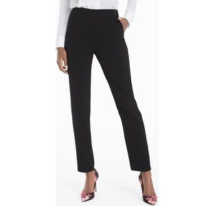 AGOLDE High Rise Black Pants